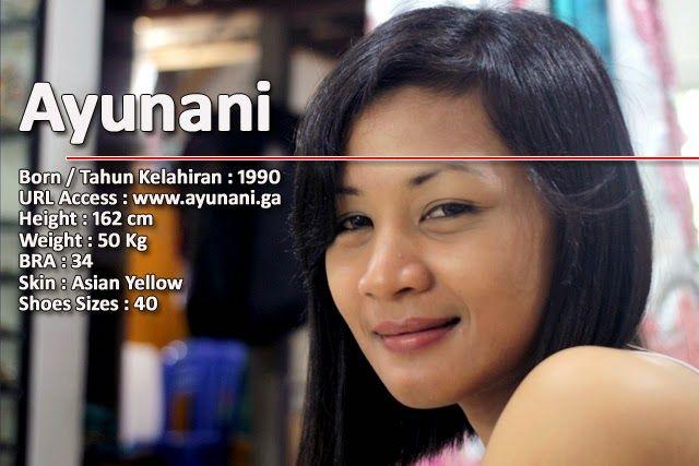 Ayunina Model Klikmg Talent / Model Agency & Management
