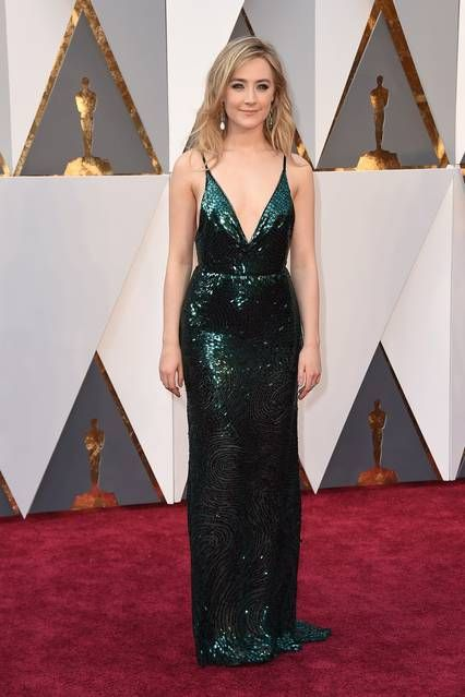 Oscars 2016: Red Carpet Fashion - WSJ.com