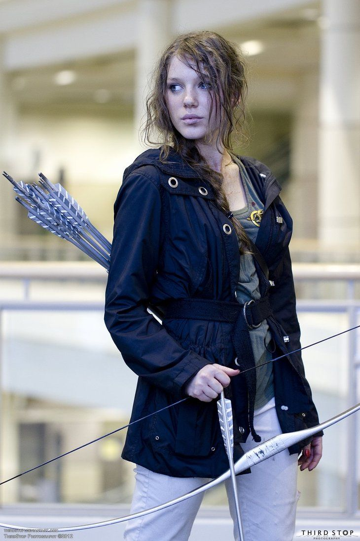 What pictures represent katniss everdeen yahoo answers - Katniss Everdeen