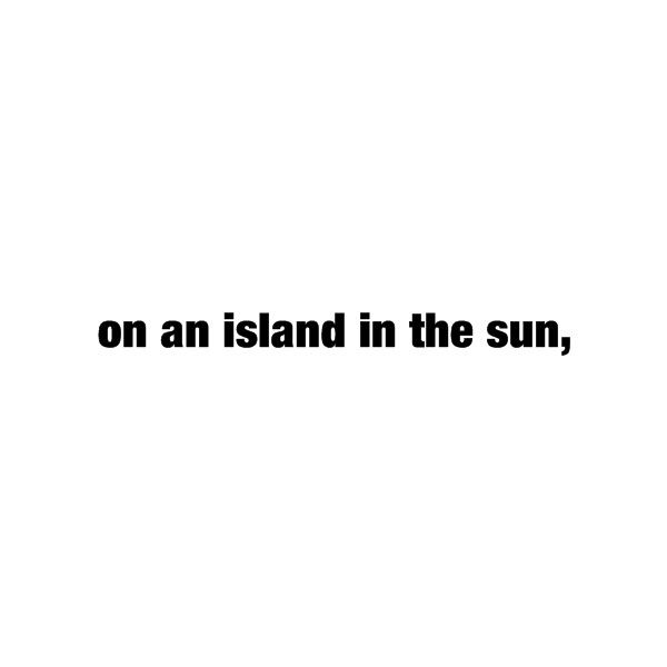 island in the sun by weezer lyrics by ✖sophia spas†ic;™. use if you... ❤ liked on Polyvore featuring words