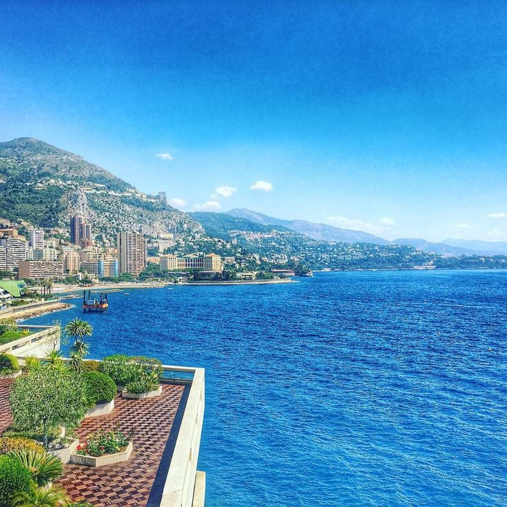 #PortHercule Room with a tricolour view. #monaco #france #italy @fairmontmc #stunning #seaview by rhiannonmcd from #Montecarlo #Monaco