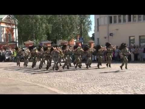 Dimonios - Inno Brigata Sassari (con testo) - YouTube