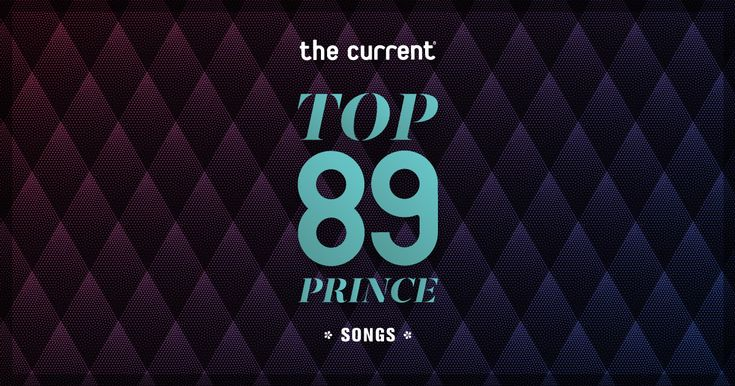My top Prince songs! Vote for your favorite songs by Prince and tune in on April 22 to hear us countdown your picks.
