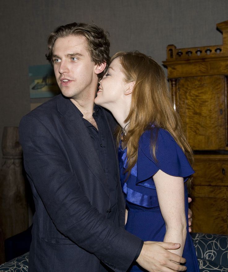 DAN STEVENS AND SUSIE HARIET | DAN STEVENS AND SUSIE HARIET,… | Flickr