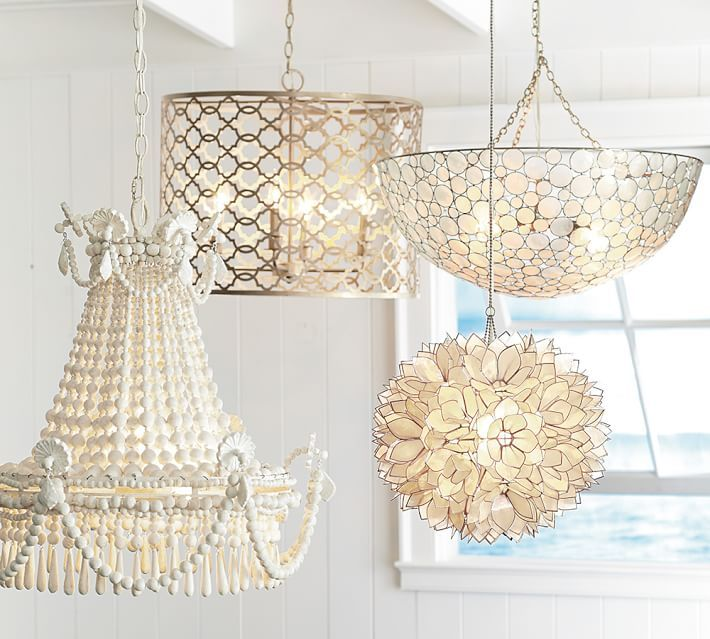 19 best lighting images on pinterest light fixtures arquitetura capiz pendant mozeypictures Gallery