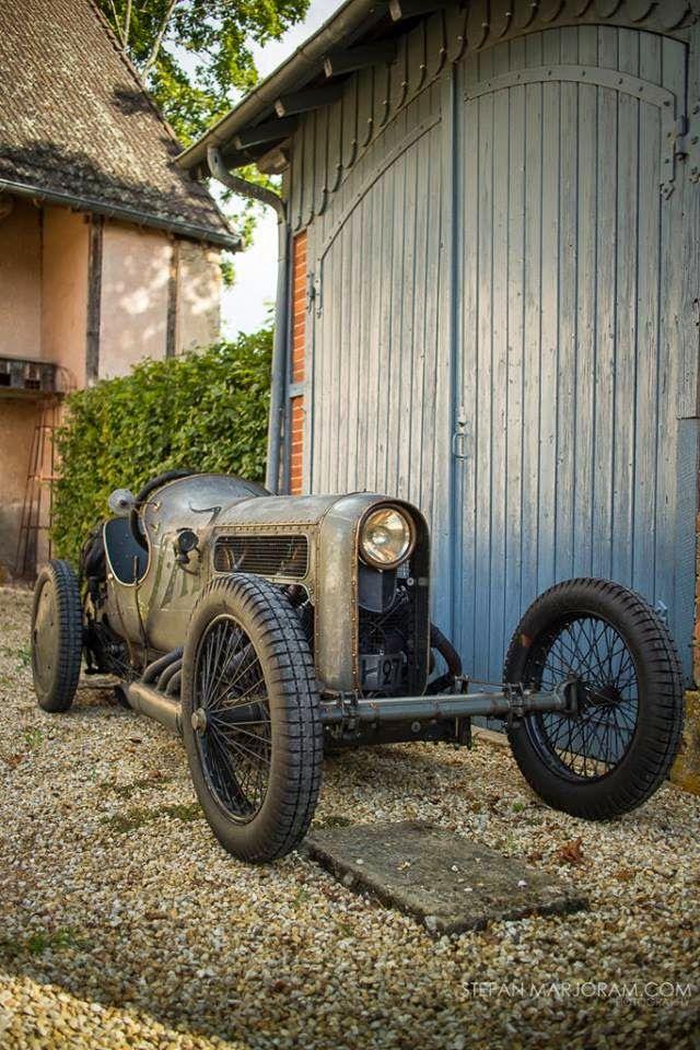 "Richard Scaldwell's 1908/1919 GN ""JAP"" V8 Aero Cycle Car"