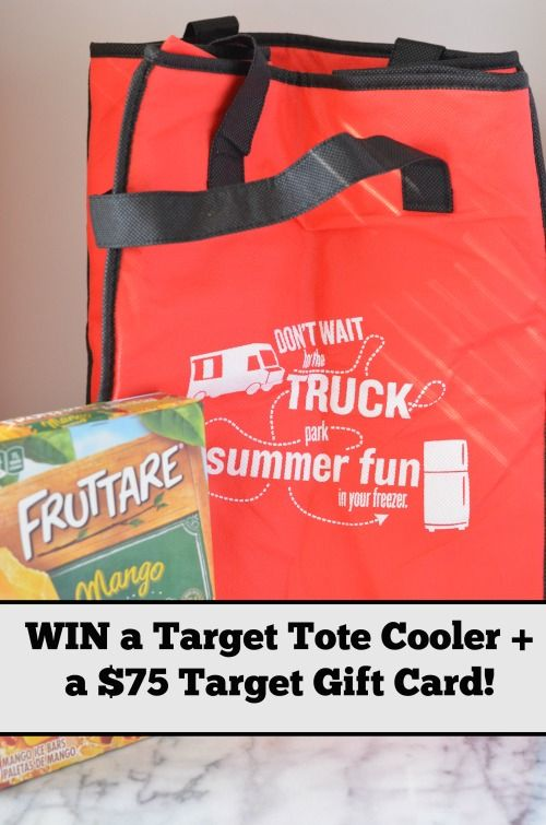 Housewife on a Mission: $75 Target Gift Card & a Target Tote Cooler Giveawayhttp://www.housewifeonamission.com/2014/08/75-target-gift-card-target-tote-cooler.html#comment-form
