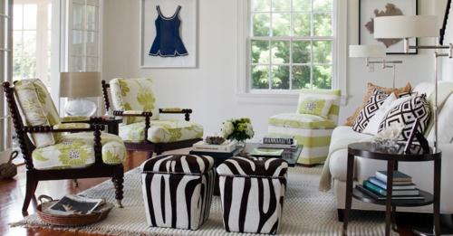 Beach House PerfectVintage Swimsuits, Palms Beach, Living Rooms, Beach Cottages, Chairs, Livingroom, Vintage Bath Suits, Kate Jackson, Design