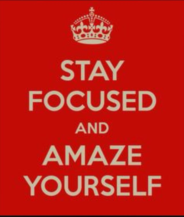 Stay Focused Quotes Custom 9 Best Stay Focus Images On Pinterest  Thoughts Inspire Quotes And . Decorating Inspiration