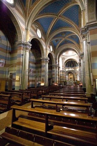 Madonna delle Grazie church, Teramo, Abruzzo, Italy