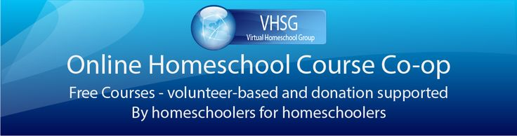 Free Online Homeschool Co-op