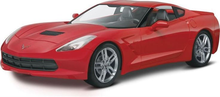 2014 Chevy Corvette Stingray Revell Monogram 85-4350 1/25