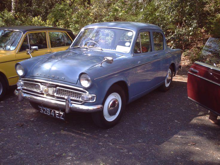 68 best cars hillman minx images on pinterest br car