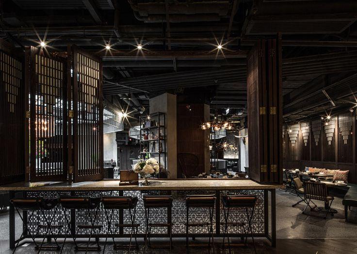 Inside Awards 2014 Day One Winners. Bars And Restaurants Category Winner:  Mott32 By Joyce