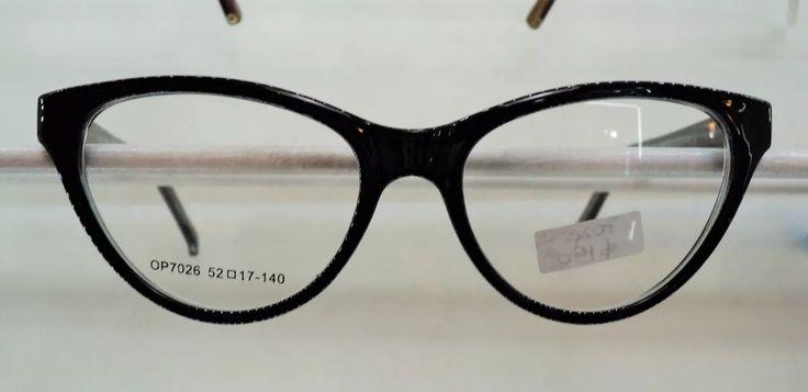 armazón para anteojos de mujer estilo pin-up ojo de gato