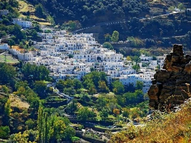 Pampaneira, un pueblo bereber en la alpujarra (Granada)