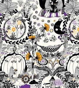 Aarrekid Autumn/Winter 2012 Garden/Puutarhassa  Design by Piia Keto