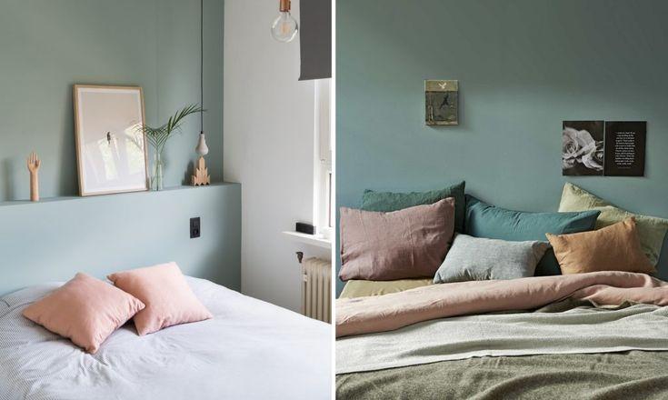 Inspiration: måla sovrum - Alcro Trend