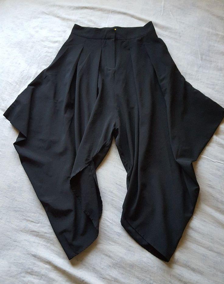 LIP SERVICE Eye Of Ra culottes pants #97-523