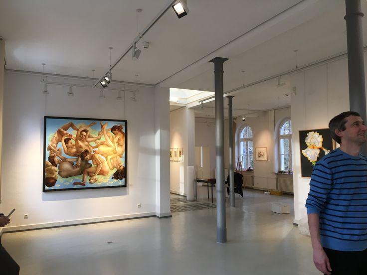 Exhibition Thomas Gatzemeier Natur pur | Bad Soden Germany