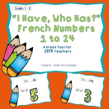 """""""I Have, Who Has?"""" games are fun and engaging which allow students to practice their fluency and listening skills.  They are great for review, assessment, test preps, and for those inclement rainy days. Just print, cut, laminate, distribute to students, and have fun!"""