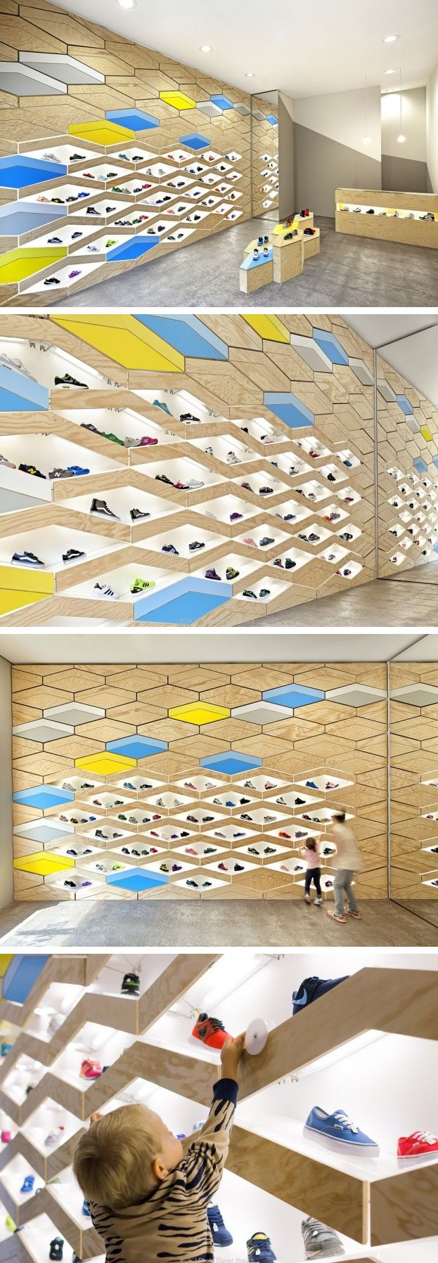Suppakids Sneaker Boutique by ROK // Stuttgart, Germany