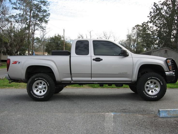 19 Best Images About Truck Colorado Chevy On Pinterest