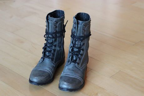 Available @ TrendTrunk.com Diesel Boots. By Diesel. Only $88.00!