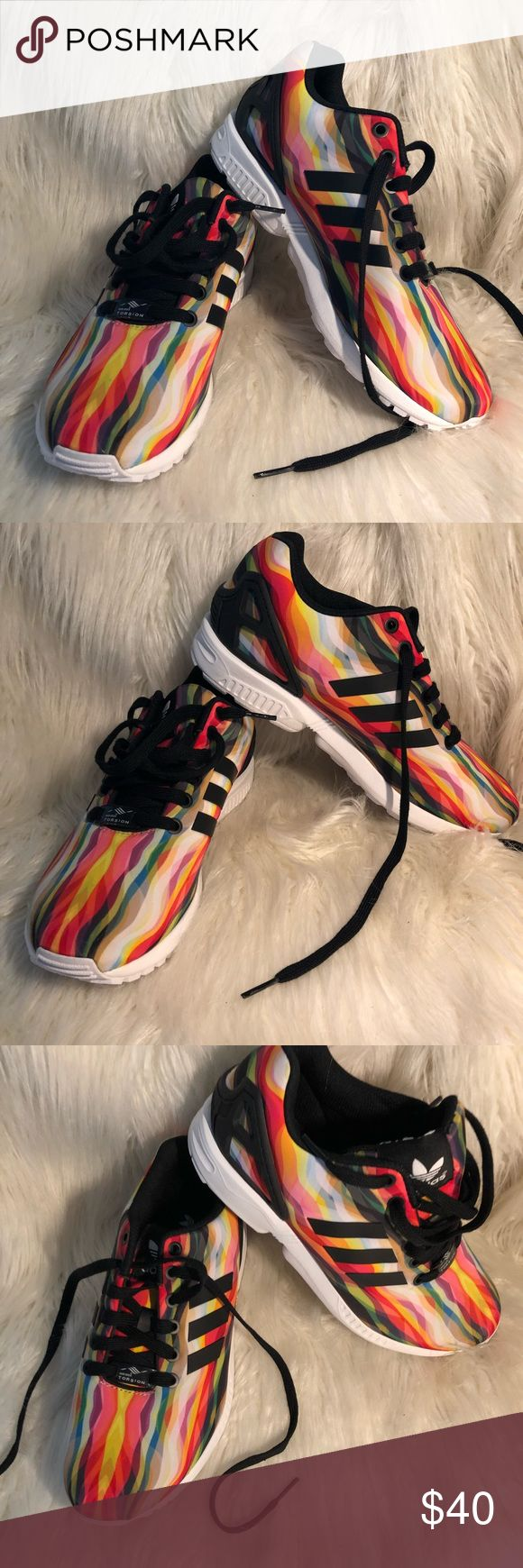 Adidas Torsion ZX Flux Women's athletic new with tags adidas Shoes Athletic Shoes