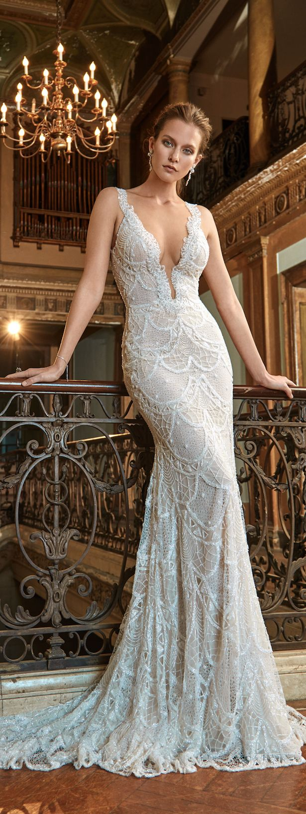 Wedding dresses for slim figures   best Weddings images on Pinterest  Wedding dressses Wedding
