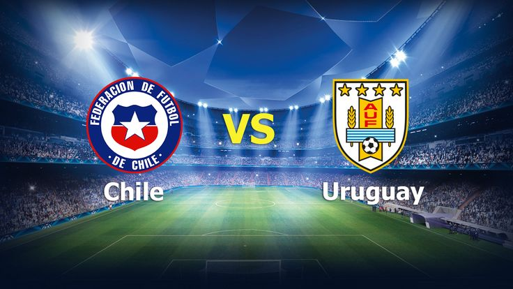 Ver Chile vs Uruguay En Vivo Online Eliminatorias Rusia 2018