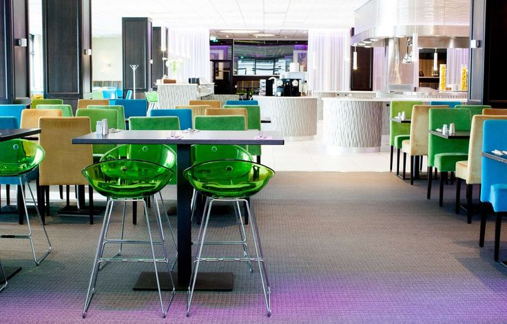 Bolon flooring in Thon Hotel, Oslo