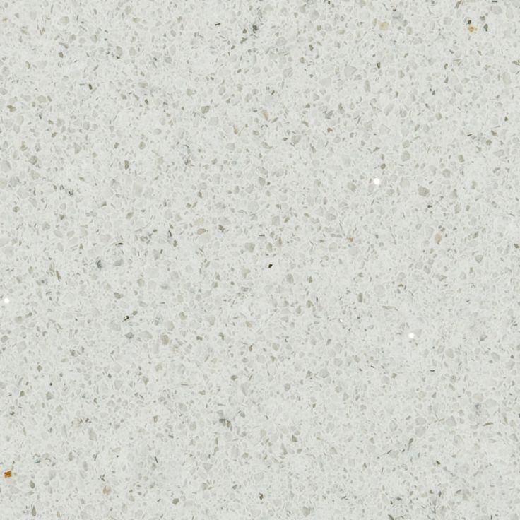 3142 White Shimmer™ by Caesarstone - White Shimmer has a fine grained, white background featuring ultra fine mirror chips.