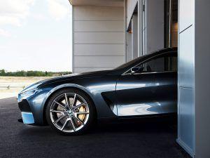 BMW Serie 8 Concept - Pruebatucoche