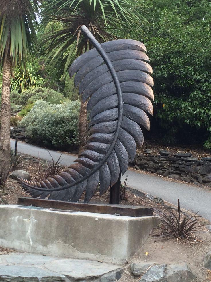 New Zealand firn sculpture
