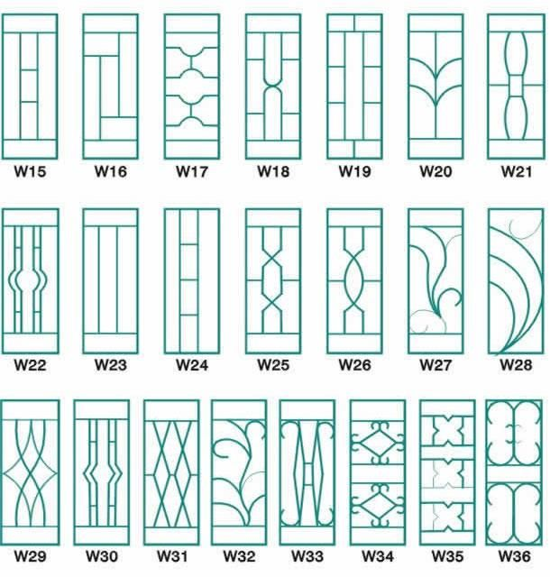 room divider patterns