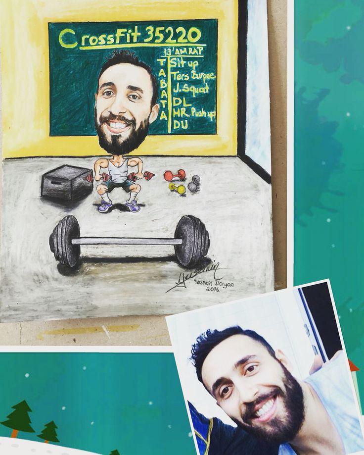 Katikatür caricature karakter çizimi kişiye özel tasarım çizimler drawing picture funny gift present