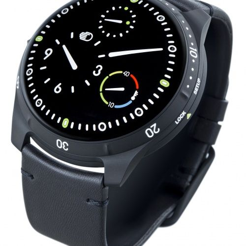 Ressence Type 5: Oil filled watch //