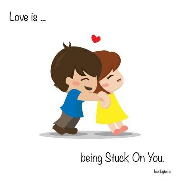 Cute Cartoon Couple Love Images Hd38 Jpg 600 600 In 2020 Cute Love Cartoons Cute Love Images Cartoons Love