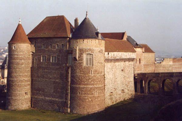 Château fort de Dieppe