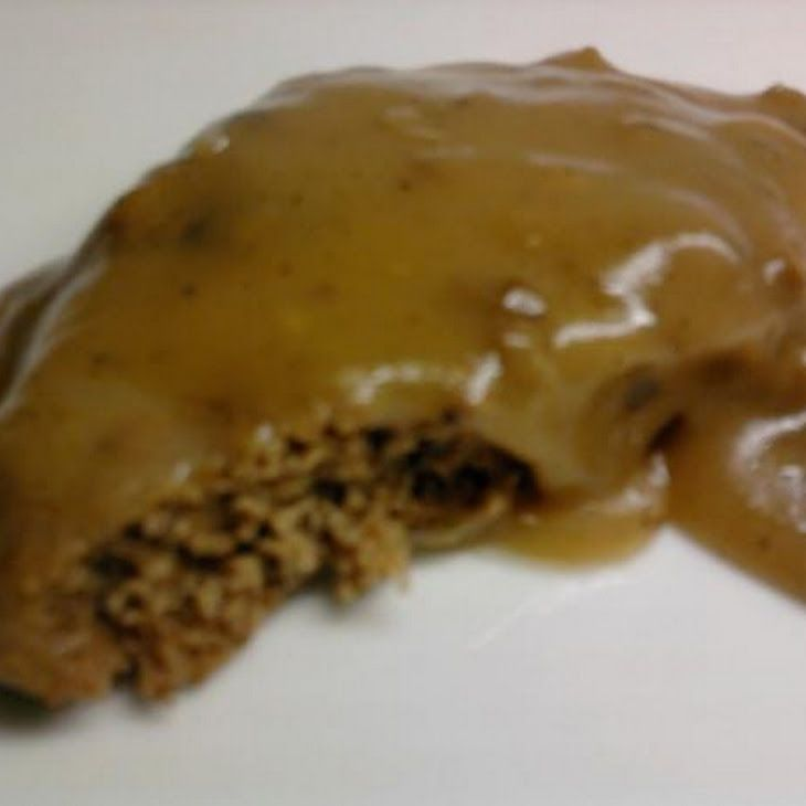 Comfort food--Cube Steaks Baked in Gravy Recipe