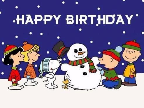 Related Keywords & Suggestions for happy december birthday