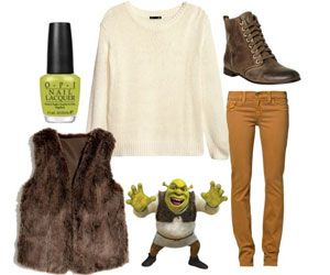10 cute fall outfits inspired by our favorite Shrek characters