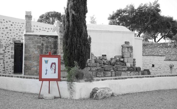 #Artistic Village Contemporary Art #Rhodes #Greece #handmade #gallery #original #unique