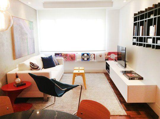 A Single Man's Small São Paulo Apartment — Professional Project