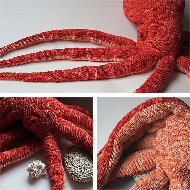 Free Pattern Friday Octopus
