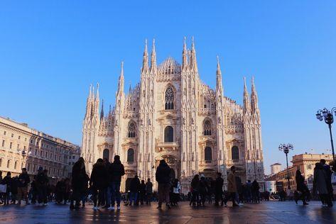 48H à Milan : petit guide de ce qu'il faut voir/manger à Milan. #milan #duomo #blogpost #backpacker #48h #travel #milano #italie
