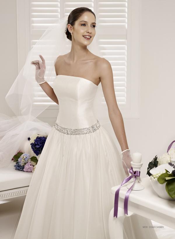 Collezione abiti da sposa #Colet 2013, abito da #sposa COAB13498IV