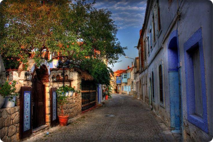 seferihisar ıldır eski köy evleri fotoğrafları - Google'da Ara
