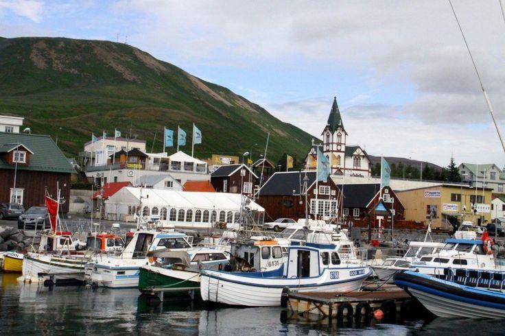 Islanda:Usavik